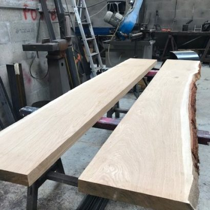 Table TRILOGIE en construction 3 - atelier IPNOZE