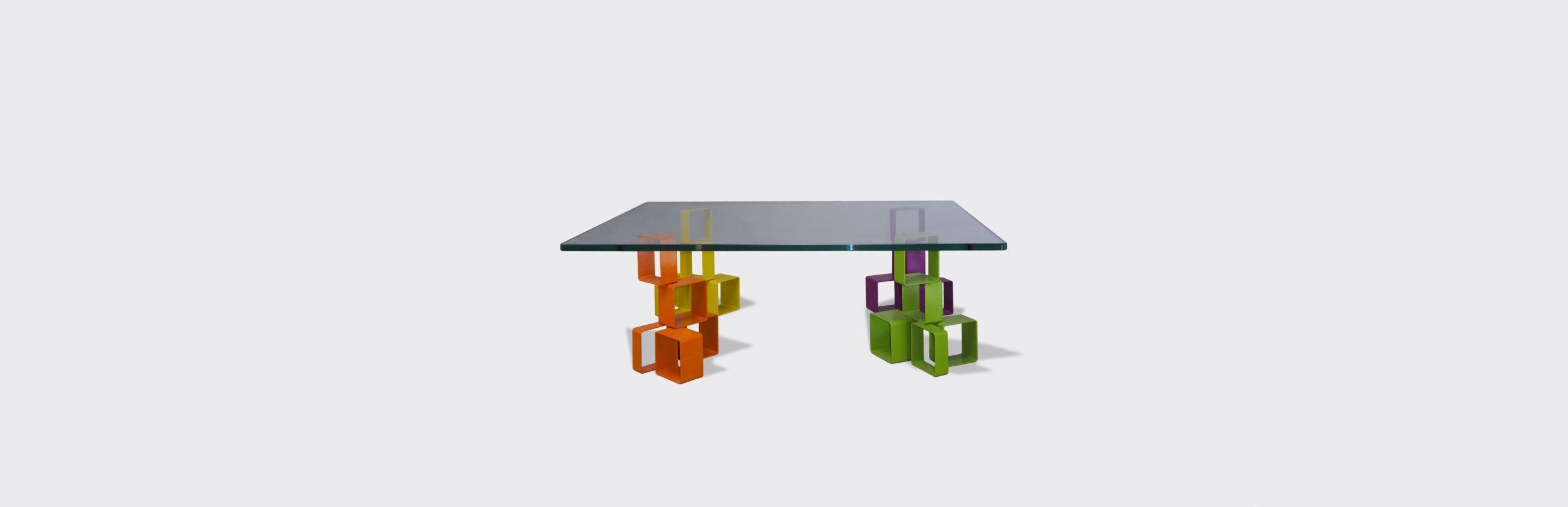 Table 4 COULEURS