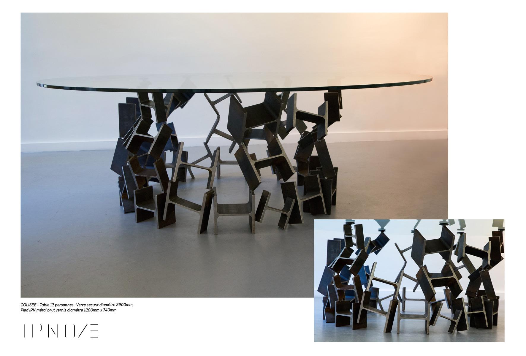 COLISÉE- Table à manger - IPNOZE