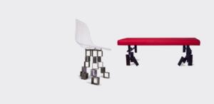 Chaises et banc - Ipnoze