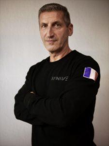 Ipnose Portrait de Lionel Pellegrina