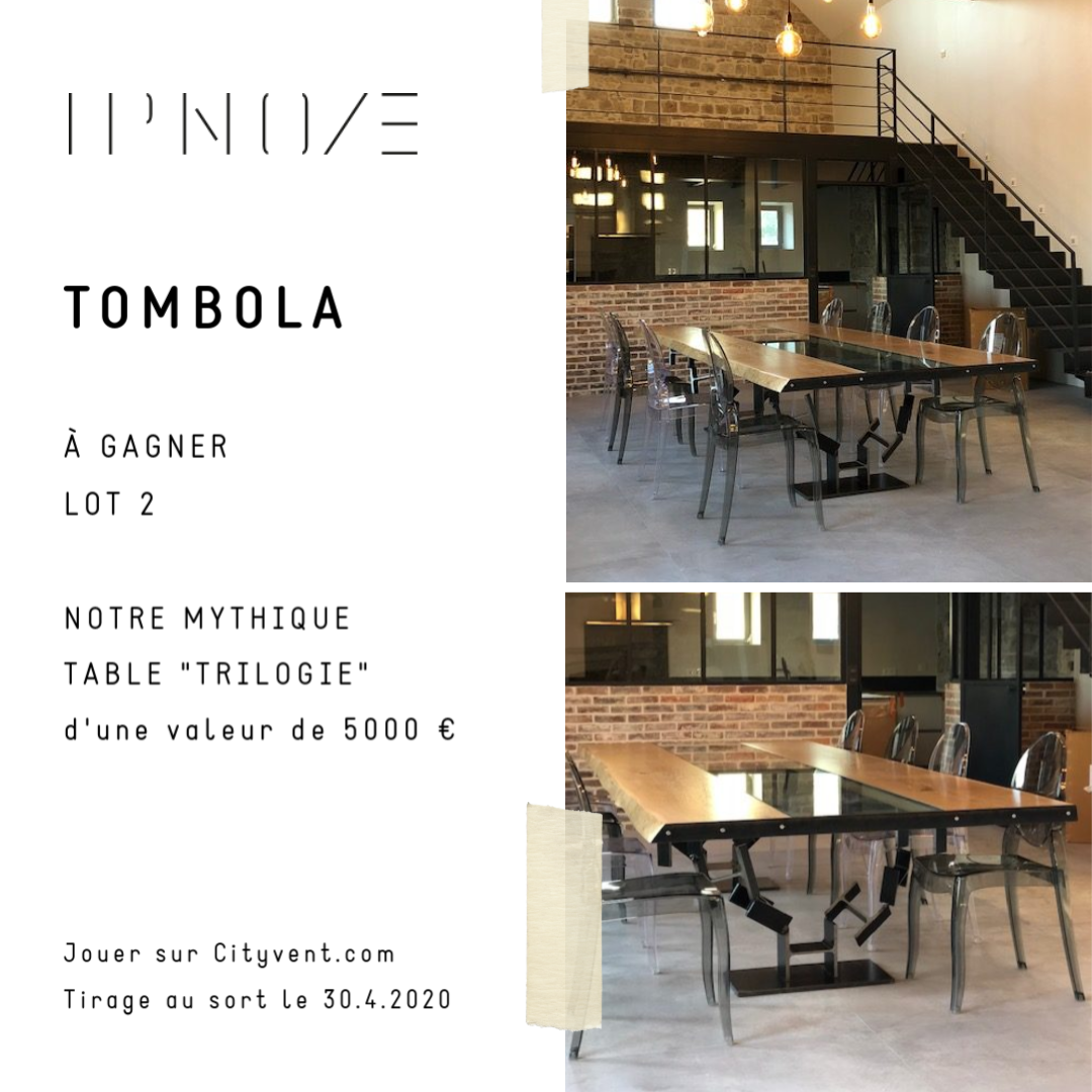 LOT2 - TOMBOLA IPNOZE