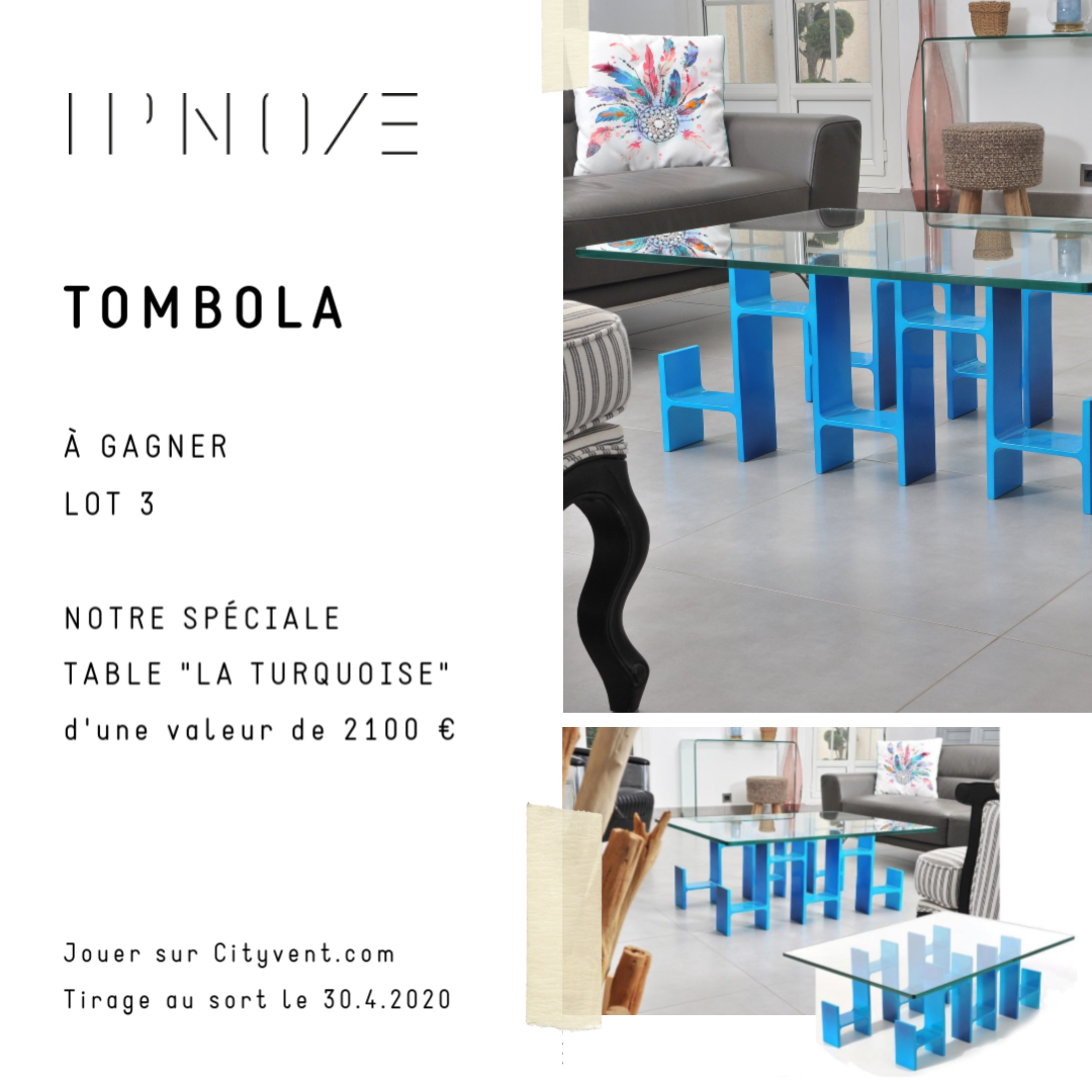 LOT3 - TOMBOLA IPNOZE