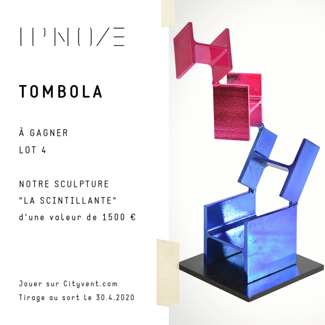 LOT4 - TOMBOLA IPNOZE