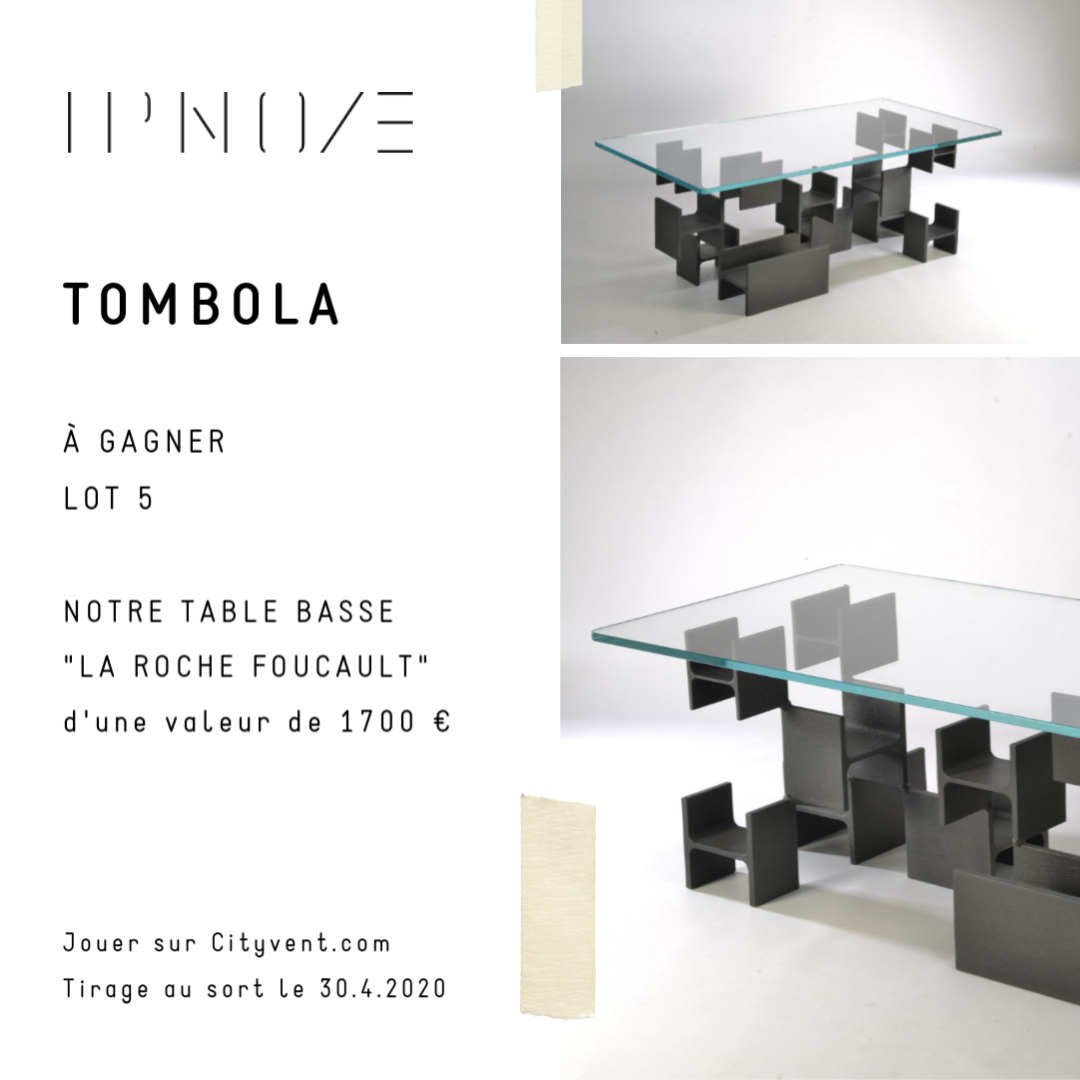 LOT5 - TOMBOLA IPNOZE